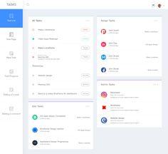Task List Dashboard by Masudur Rahman