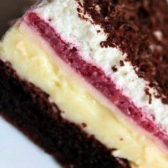 Amerikai krémes süti Recept képpel - Mindmegette.hu - Receptek