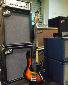 Regrann from @strandbergjanjysky -  Taas kelpaa olla soitinkauppias! #soundtools_oy #aguilaramp #mayonesguitars #bassguitar #bassgear #mayones #jabba #classic #mayonesguitarsbasses #jazz #rock #bass #4string #bassporn #gearpassion #gearporn #handmade #handcrafted #music #shop #store #instabass
