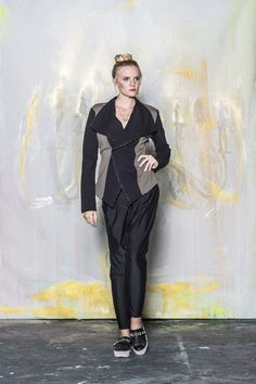 Bavlněné sako – MOLO7 Blazers, Normcore, Fictional Characters, Style, Fashion, Swag, Moda, Fashion Styles, Blazer