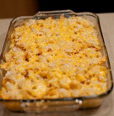 Buffalo Chicken Mac N Cheese.... wow