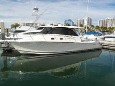 39.42' Pursuit 2014 OS 385 Offshore Boat For Sale www.EdwardsYachtSales.com