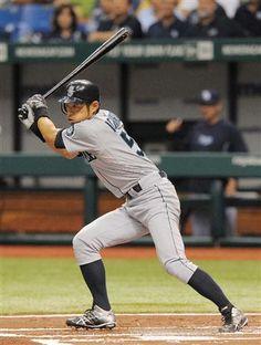 Ichiro (Seattle Mariners)
