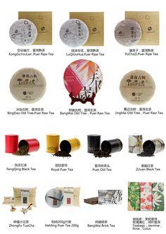 Classification of tea - Album on Imgur