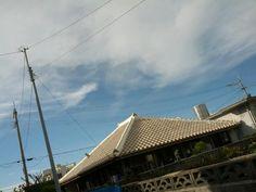 Okinawa's House in Japan.