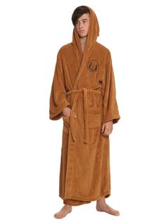 Star Wars Jedi Bathrobe | Hot Topic