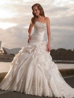 Style No. Y21247»Sophia Tolli. Pretty. Love it!
