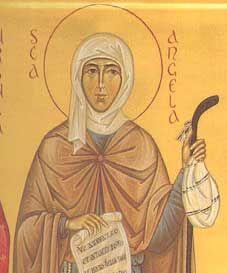 santa Angela Merici