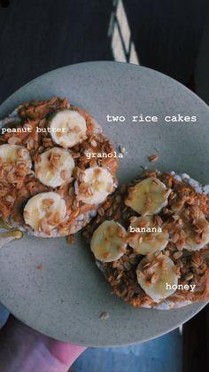 Healthy Meal Prep, Healthy Breakfast Recipes, Healthy Snacks, Clean Eating Breakfast, Healthy Baking, Eating Healthy, Plats Healthy, Good Food, Yummy Food