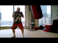 Killer Heavy Bag Workout for Boxing - Part II - YouTube