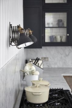 Completely smitten with these folding accordian style lights
