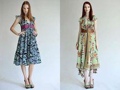 Batik for the world Batik Kebaya, Batik Dress, Classic Style, Style Me, Batik Fashion, Ikat, Gowns, Summer Dresses, How To Wear
