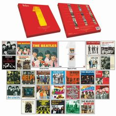 Check out The Beatles- 1-Limited Edition Art Print Collection on @Merchbar.