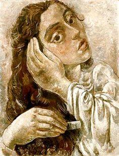 Lasar Segall  (July 21, 1891 – August 2, 1957) Brazilian Jewish painter
