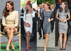 Kate Middleton Wears Beige Stockings on Royal Tour of North America Kate Middleton Stil, Kate Middleton Dress, Kate And Pippa, Kate Dress, Business Casual Attire, Classic Style Women, Classic Fashion, In Pantyhose, Nylons