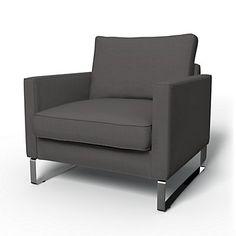 Mellby Armchair cover - Armchair Covers | Bemz