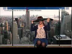 50 sfumature di grigio - Dakota Johnson (Lucia Ocone) - Quelli che il calcio 15/02/2015 - YouTube