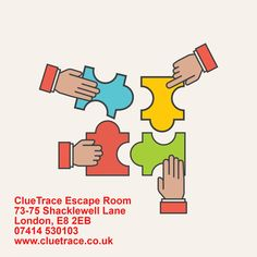 Playing at ClueTrace can be one of your best memories & a present your friends will talk about for a long time  http://wu.to/SfohRg