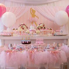 Ballerina Party ... @festejandoemcasaoficial