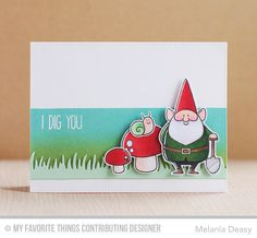 You Gnome Me : Created by Melania Deasy