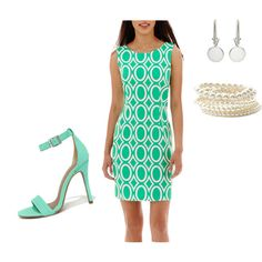 Affordable Green by veronacoupon on Polyvore featuring polyvore fashion style Alyx Shoe Republic LA Whistles Forever 21