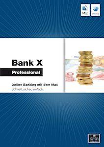 Bank X 5 Professional: Professionalität auf der langen Bank   mac-appstore.de