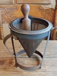 OMG I remember mom using something like this to do her tomato sauce!!!!!!