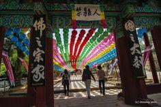 Tongdosa Temple (통도사) - Yangsan(양산) South Korea