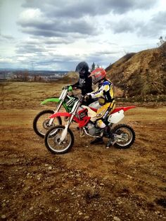 Riding #honda #kawi #motocross