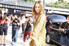 Street look à la Fashion Week printemps-été 2014 de New York, Jour 5 http://www.vogue.fr/defiles/street-looks/diaporama/street-looks-a-la-fashion-week-printemps-ete-2014-de-new-york-jour-5/15147/image/826696#!7