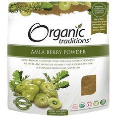 Organic Amla Powder - Detoxification - Organic Remedies