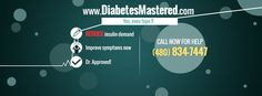 Teaching you to master diabetes in the healthiest way possible: Reduce or eliminate insulin and other medications. Improve your symptoms NOW with our doctor approved, innovative approach