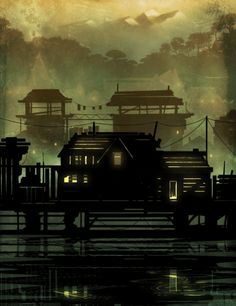 you've got to keep the natives happy. after all: they are tigers. Sunless Sea, Fallen London, London Underground, Elements Of Design, Environment, Mansions, City, Save File, World