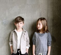 Kids cool fashion from USA label ESP No.1 for fall 2014