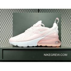 17f668866e4b Women Discount WMNS Nike Air Max 270 Pink White