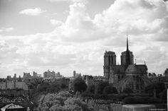 Sur les toits de Paris by Clémence  R. on 500px