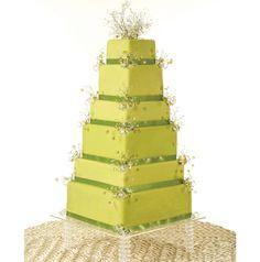 Photo: Larry Fagala ~ Cake: Cake Creations #weddingcake #cake #weddingsinhouston