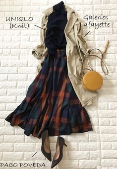 Pin on 洋服 Pin on 洋服 in 2020 Muslim Fashion, Hijab Fashion, Korean Fashion, Fashion Outfits, Womens Fashion, Cute Modest Outfits, Casual Fall Outfits, Chic Outfits, Hijab Stile