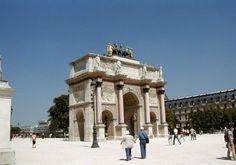 France: Paris: Place de la Concorde & Jardin des Tuileries