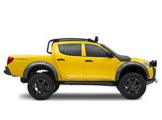 Mitsubishi Triton Savana ADX: fotos e especificações Mitsubishi L200 4x4, Mitsubishi Strada, Mitsubishi Pickup, Mitsubishi Motors, Mitsubishi Lancer, Triton 4x4, Triton L200, Diesel Trucks, Pickup Trucks