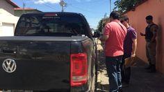 #News  Empresário é assassinado a tiros ao chegar em casa em Montes Claros