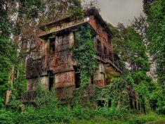 Sanatorio de Cesuras (La Coruña) - Patrimonio español, en ruinas (y II) - Libertad Digital