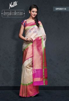 To purchase any of our catalog products, please send mail to eshop@nalli.com Code and Price: DPDE0114 - 9000 INR