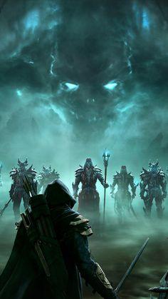 Elder Scrolls Legends Art | Games | Wallzies.com | Bring Your Phone to Life!