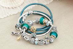 New summer beads from PANDORA now at More Than Words!