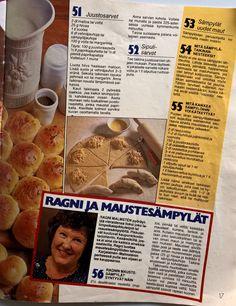 Jaana lehden 101 leivonta vinkkiä lehdestä.