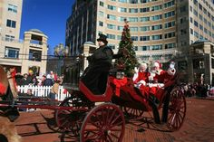 The Washington DC area has numerous ways to enjoy the holiday season for free! Mark your calendar and get in the spirit of the season. See a guide to the free holiday events in Washington DC, Maryland, Virginia.