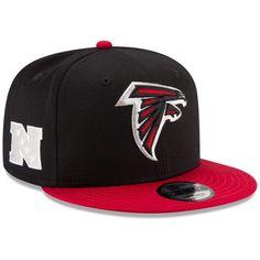 san francisco 06395 f6f64 Fanatics.com - New Era New Era Atlanta Falcons Baycik Snapback Adjustable  Hat - Black