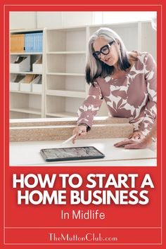Top tips from expert entrepreneur coach Colleen Kochannek on how to create an online home business in midlife and beyond. Read this now or pin for later! Life Plan, Entrepreneur, Create, Business, Tips, Home, Fashion, Moda, Fashion Styles