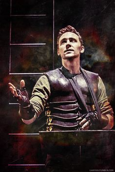 Coriolanus...I would have killed to see this particular production.